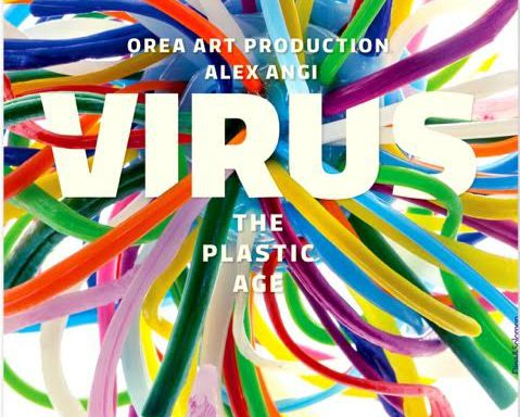 "Artefiera 2016: Alex Angi ""Virus: the plastic age"""