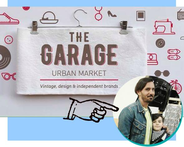 THE GARAGE Urban Market