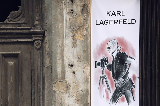 mostra Kar Lagerfeld Cuba