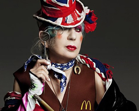 Anna Piaggi, una visionaria della moda