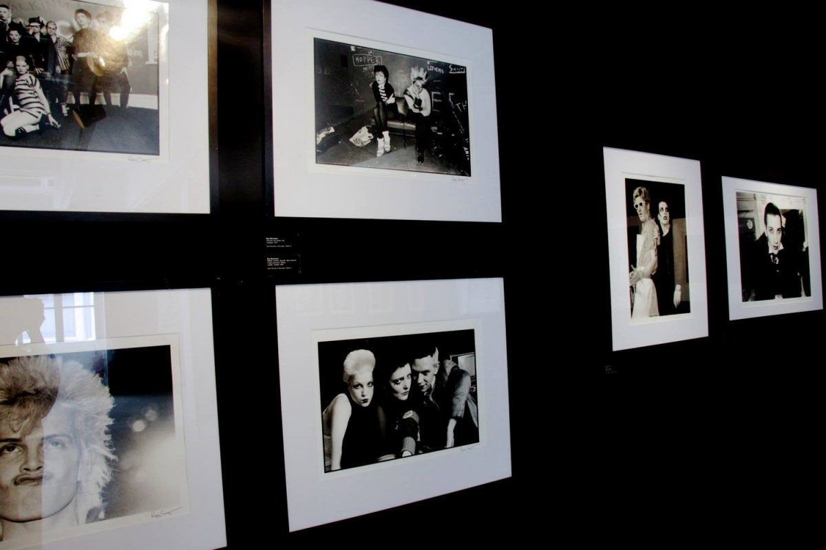 la Galleria Carla Sozzani presenta Punk in Britain