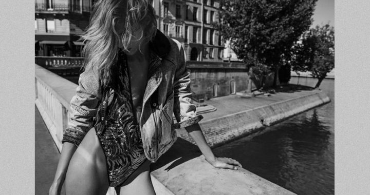 Saint Laurent SS 17 by Anthony Vaccarello in anteprima