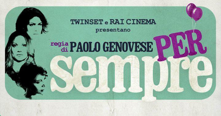 TWINSET con Per Sempre alla Mostra del Cinema di Venezia #73