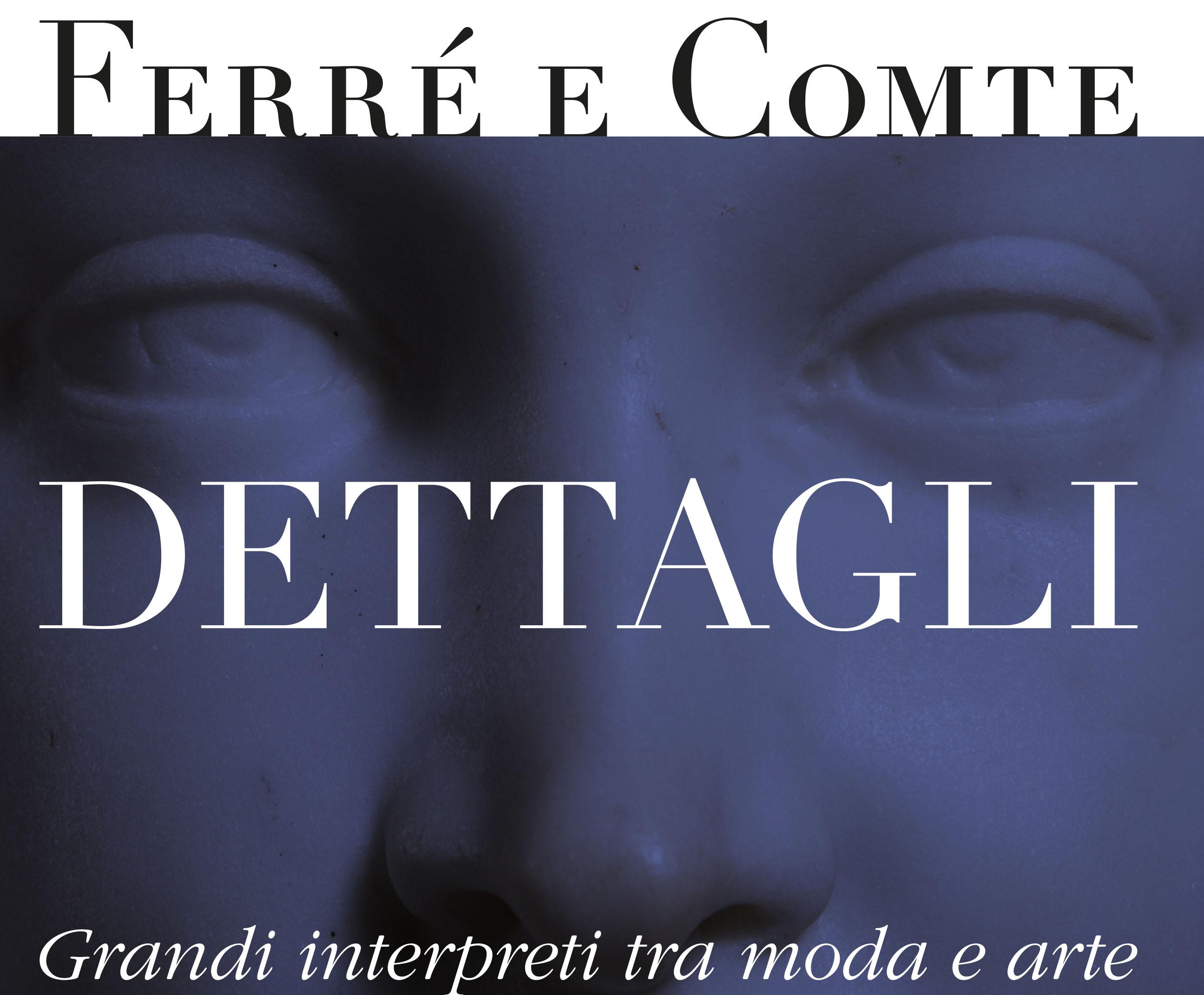 Moda e arte in Dettagli di Ferré e Comte a Parma