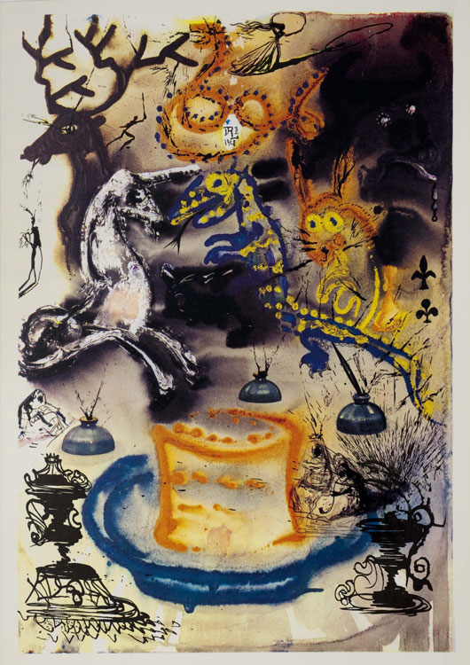 Dalì Experience, una mostra su Salvador Dalì