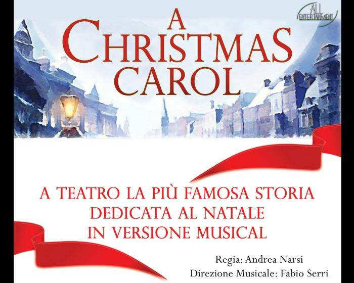A Christmas Carol, il musical