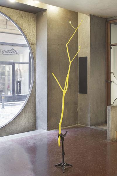 Calori & Maillard site specific Causerie per Arte Fiera 2017