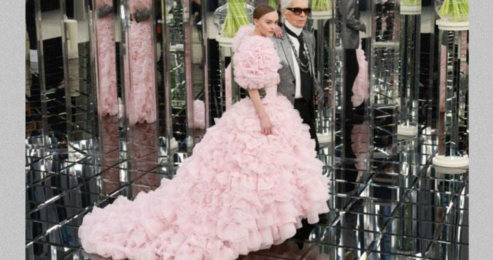 Chanel Haute Couture SS 2017 di Karl Lagerfed