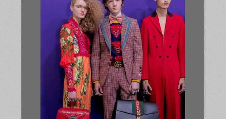 Gucci FW 2017: la collezione The Alchemist's Garden