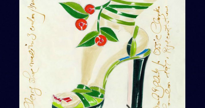 Manolo Blahnik con The art of Shoes in mostra a Milano