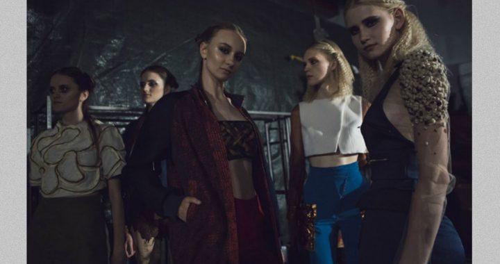 Il fashion show di Next Fashion School 2017 di Bologna