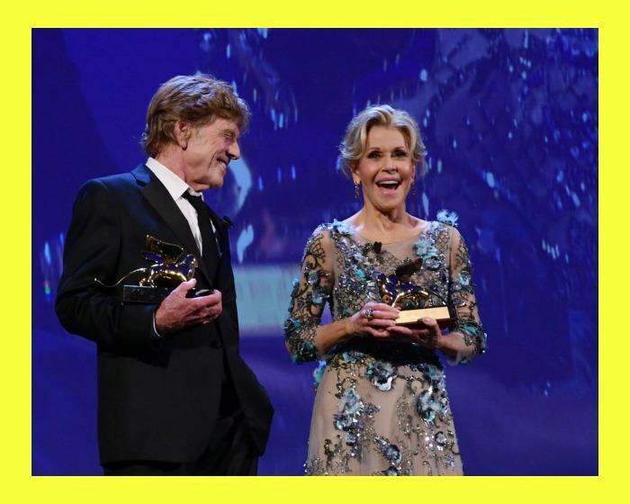 #Venezia74: Jane Fonda e Robert Redford