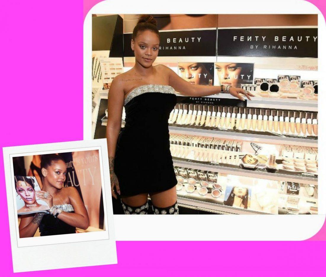Fenty Beauty di Rihanna, beauty for all!