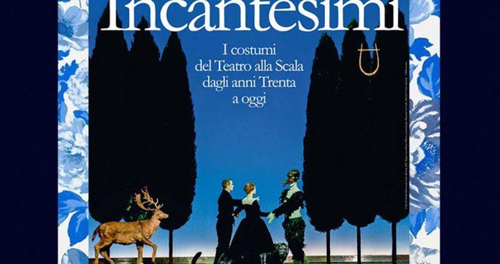 Al Teatro alla Scala in esposizione i suoi costumi in Incantesimi