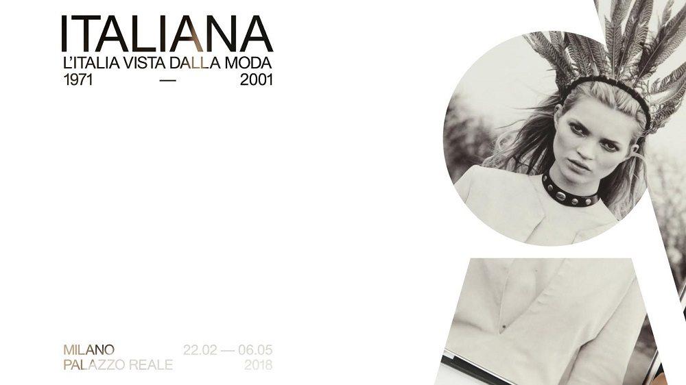 Italiana,L'Italia vista dalla moda 1971-2001 a Milano