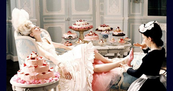 Marie Antoinette in mostra a Prato con i suoi costumi da Oscar