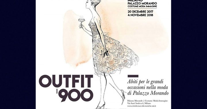 Outfit '900, abiti per le grandi occasioni a Palazzo Morando