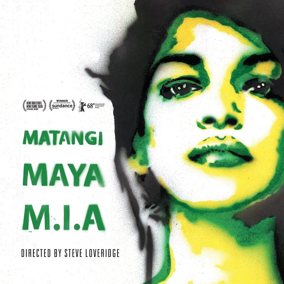 MATANGI / MAYA / M.I.A di Steve Loveridge
