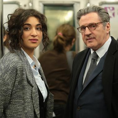 Camélia Jordana nel film Le Brio (Quasi Nemici)