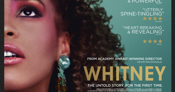 Whitney, il film su Whitney Houston