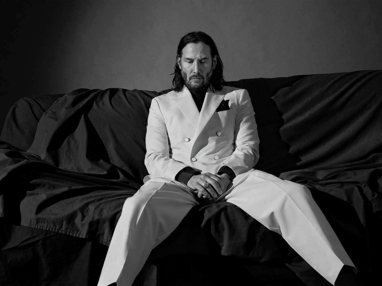 """Keanu Reeves il ritorno sulle scene della """"non star"""""""