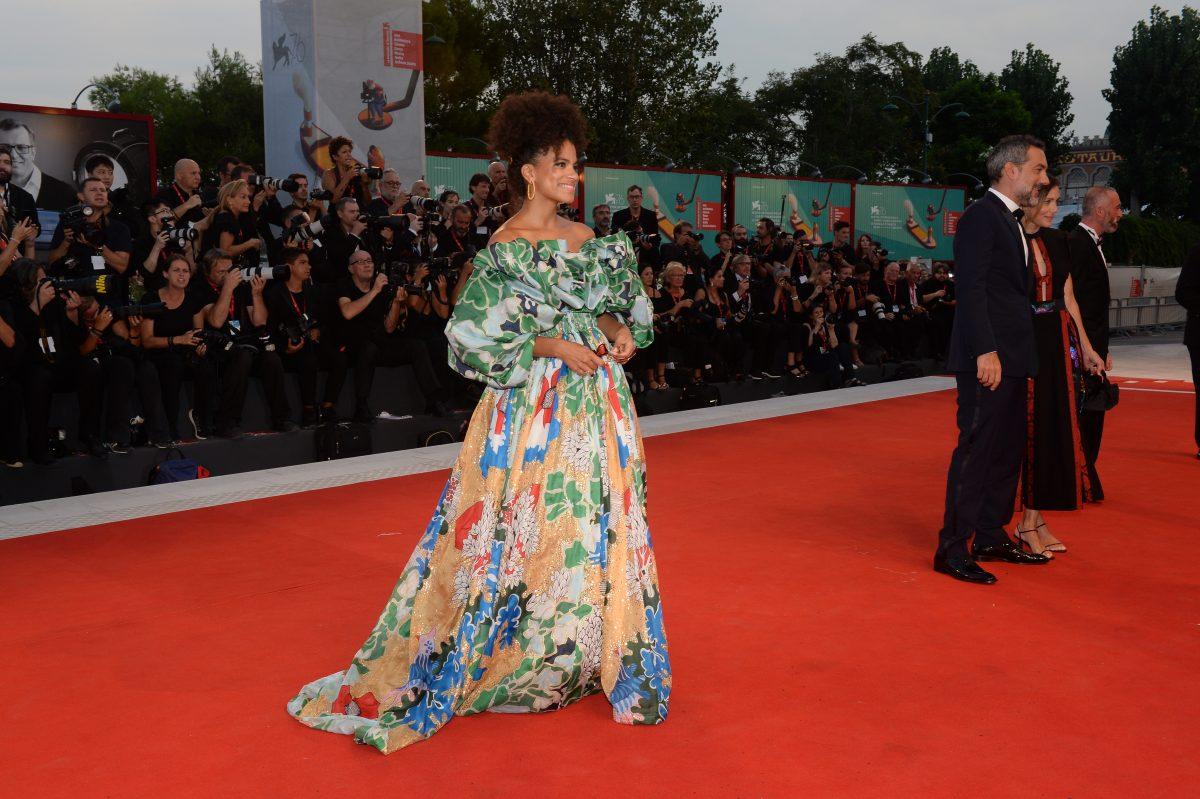 Zazie Beetz è ufficialmente la nostra icona di stile a #Venezia76