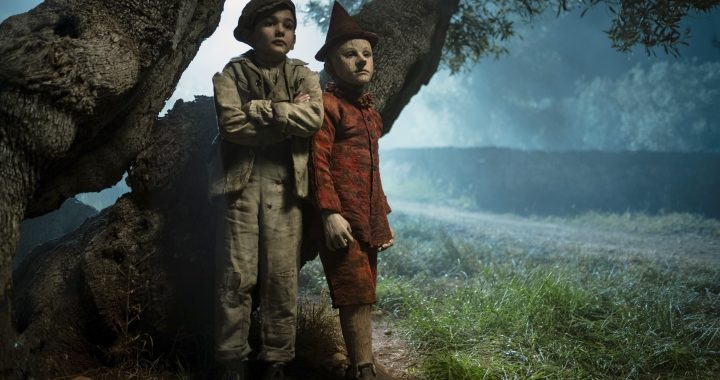 Pinocchio nel film di Matteo Garrone e nei costumi di Massimo Cantini Parrini