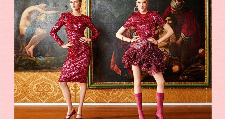 Glam&shiny: questo è il vero #trend dell'inverno 2020  😍💋