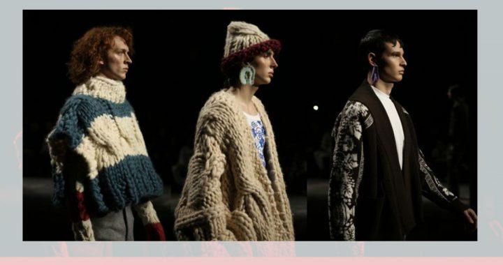 """Federico Cina: la Romagna dei """"bei tempi"""" nella collezione menswear FW 2020"""